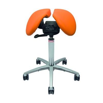 Salli Swing - эргономичный стул-седло с улучшенным способом регулировки угла наклона сиденья