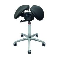 Salli Swing Fit - эргономичный стул-седло с дополнительной регулировкой расстояния между половинками сиденья