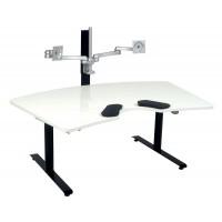 Salli Autosmart - стол c автоматическим механизмом регулировки высоты