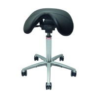 Salli Classic - ортопедический стул-седло со сплошным сиденьем, специальная женская модель