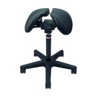 Salli Professional - эргономичный стул-седло с пластиковой основой